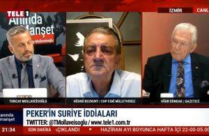 Uğur Dündar'dan çok konuşulacak Sedat Peker çıkışı: Çok korkunç…