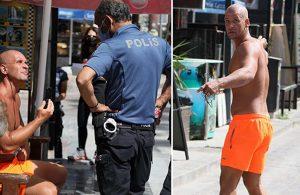 Kadın polise 'ahlaksız teklife' gözaltı