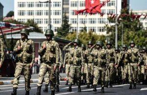 AKP'nin askerlerin yargılanmasını içeren teklifi tartışma yarattı
