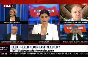 Mustafa Balbay: Kırmızı halıyla karşılanan Sedat Peker…