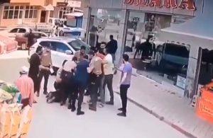 Altı bekçi 'maske takmadığı' gerekçesiyle vatandaşı darp etti