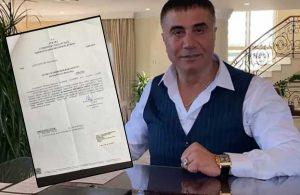 Sedat Peker belgeyi paylaştı, savcılara seslendi