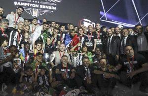 Şampiyonun kupası Ankara'da