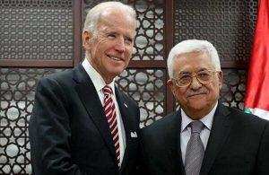 Biden Filistin Devlet Başkanı Abbas ile telefon görüşmesi gerçekleştirdi