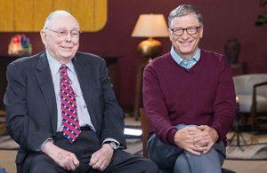 Bill Gates'in boşanma avukatı 97 yaşındaki milyarder arkadaşı oldu