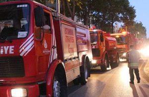 Çapa'da 24 saat içinde ikinci yangın!