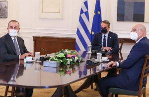 Çavuşoğlu: Yunanistan ile aşı sertifikasında anlaştık
