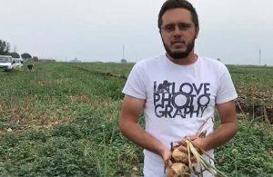 İsyan etti: Tarlaya ektik soğan, mahvetti çiftçiyi Erdoğan