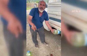 Amasyalı çiftçi AKP'ye böyle isyan etti!