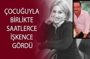 Ankara'da koca dehşeti! Doktor eşini işkence ile öldürdü, oğlu beyin kanaması geçirdi