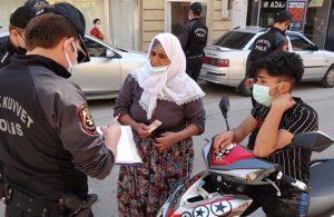 Torununun kullandığı elektrikli bisiklet ile markete giden yaşlı kadına ceza