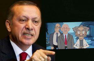 AKP'nin 'CHP Yalan Üretim Merkezi' videosu, Erdoğan'ın talimatıyla kaldırıldı