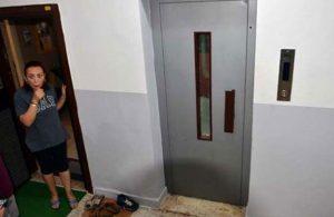 Asansör can aldı: 2 yaşındaki çocuğun acı ölümü