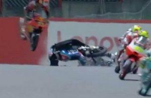 Moto3'te feci kaza! Genç pilot hayatını kaybetti