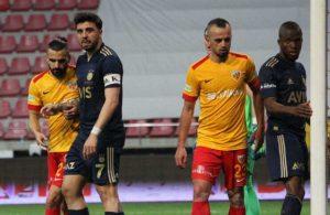 Fenerbahçe 90+9'da attığı golle 3 puan kazandı