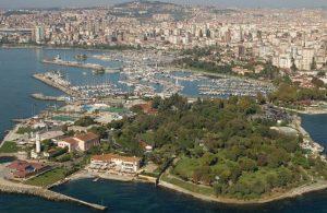 Fenerbahçe Adası'ndaki araziye özelleştirme kararı