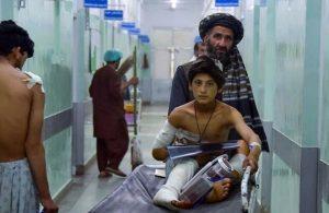 Afganistan'da yolcu otobüsüne bombalı saldırı: 11 ölü