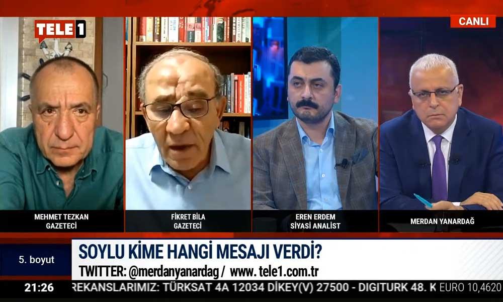 Sedat Peker ve Süleyman Soylu'nun ortak yönü ne? Fikret Bila açıkladı