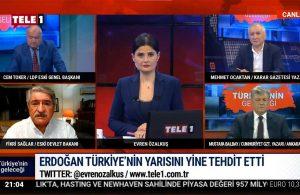 """""""Erdoğan'ın Akşener sözleri tesadüf değil"""""""