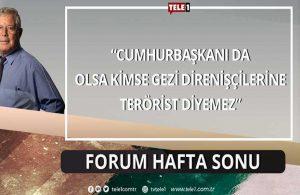 Gezi Ergenekon'a, Sümerbank'ın tasfiyesine ve yağmaya da karşıydı… | FORUM HAFTA SONU