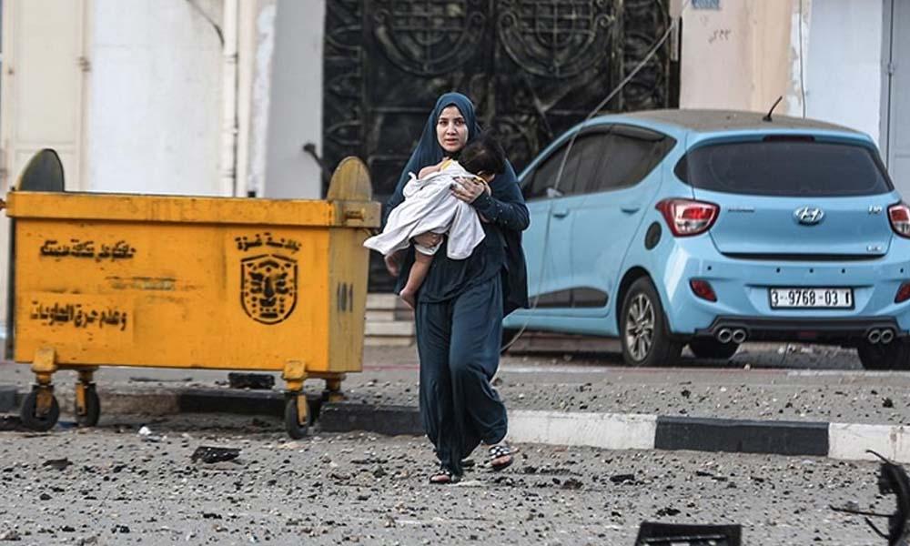 Gazze'de hayatını kaybedenlerin sayısı 65'e yükseldi