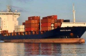 Türk gemisi İsrail'e silah mı taşıyor?
