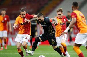 Galibiyet Galatasaray'a şampiyonluğu getirmedi