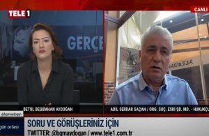 Eski Organize Suçlar Şube Müdürü Adil Serdar Saçan Sedat Peker'in konuşmasının şifrelerini anlattı