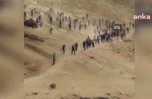 Gürpınar'da mermer ocağına direnen vatandaşlara silahlı müdahale