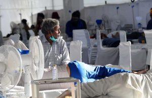 Hindistan'da son 44 gündeki en düşük vaka sayısı
