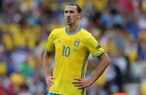 İsveç Milli Takımı'na Ibrahimovic şoku