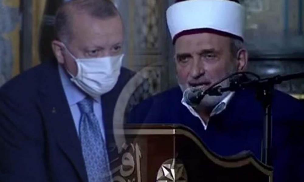 Atatürk'e lanet okuyan imamın yönettiği vakıf  Erdoğan'dan torpilli