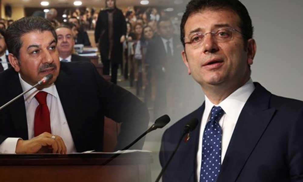 """AKP'li Göksu AKP-MHP grubunun reddettiği düzenlemeyi """"unuttu"""", İmamoğlu'nu """"eleştirdi"""""""
