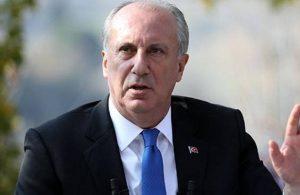 İnce'den Erdoğan'a: Aklını başına al