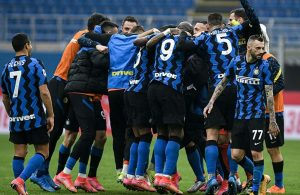 İtalya Serie A'da şampiyon Inter