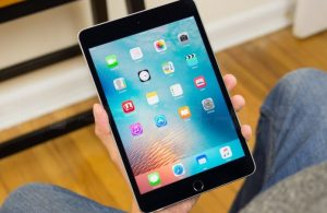 Yeni iPad mini için tarih verdi
