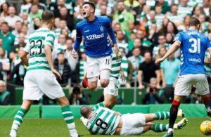 5 gollü 'Old Firm' derbisinde kazanan Rangers oldu