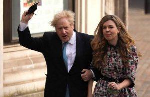 Boris Johnson ile Carrie Symonds'ın düğün tarihi açıklandı