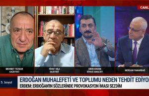 Eren Erdem, Erdoğan'a sordu: Gaz odasına, asit odasına mı atacaksınız?
