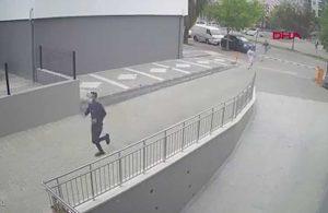 Adana'da sokak ortasında telefon hırsızlığı! İşte o anlar