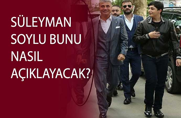 Skandal! Emniyet, Sedat Peker'e yurt dışına gidişlerinde de koruma polisi vermiş