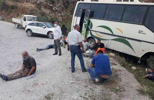 Aydın'da tarım emekçileri ölümden döndü: 14 yaralı