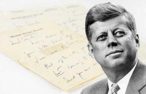 Aşk mektupları 88 bin dolara satıldı