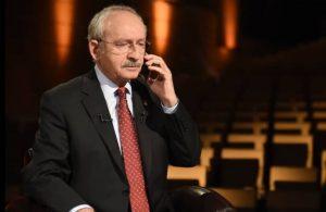 Kılıçdaroğlu'ndan Gül, Sezer ve muhalefet liderlerine telefon
