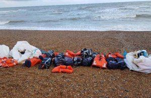 957 milyon liralık kokain kıyıya vurdu