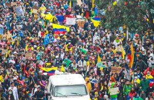 Kolombiya'daki gösterilerde ölü sayısı 26'ya çıktı