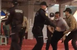 Camide biber gazlı müdahaleye maruz kalanlar serbest bırakıldı