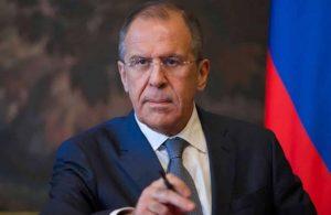 Lavrov'dan Türkiye'ye: Umarız Ukrayna çizginiz değişir