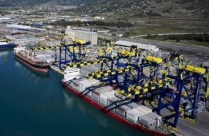 İskenderun Limakport Limanında 1 tondan fazla uyuşturucu ele geçirildi