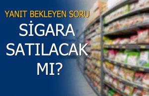 """İçişleri Bakanlığı'ndan """"market"""" genelgesi! Sadece """"temel ihtiyaçlar"""" satılacak"""